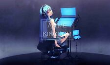 Custom Yugioh CARDFIGHT VANGUARD MTG WOW Playmat Hatsune Miku vocaloid #391