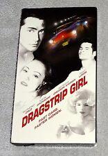 Dragstrip Girl VHS Exploitation Traci Lords Raymond Cruz Mark Dacascos