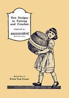 Heminway #11 c.1917 HUGE Book Vintage Style Fashions Crochet & Tatting Patterns