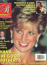 PRINCESS DIANA The Good Mother UK Royalty Magazine Vol 12 No 12 1994 E-1-2