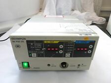 OLYMPUS PSD-20 ELECTROSURGICAL GENERATOR SURGICAL COAGULATION 30 FOOTSWITCH UNIT