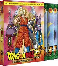 Dragon Ball Super Box 3 La Saga Torneo Champa  Episodios 28 A 40 DVD  ESPAÑOL