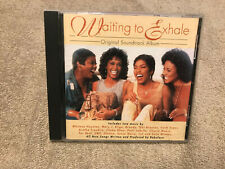 Waiting to Exhale OST Soundtrack CD 95 Arista Playgraded