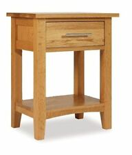 Modern 61cm-65cm Bedside Tables & Cabinets with Shelves