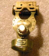 Vintage 1977 Hasbro GI Joe - Super Joe Commander GOLD POWER VEST - Working Light
