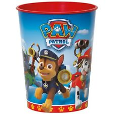 Paw Patrol Plastic Favor Cup 16 oz Birthday Chase Rubble