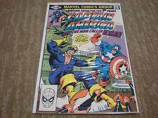 Captain America #261 (1968 1st Series) Marvel Comics VF/NM