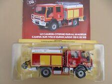 n° 47 IVECO EUROCARGO 150 E28 WS Camion Pompiers du SDIS 89 Yonne  1/43 Neuf