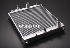 Honda Civic Hatchback & coupe 92-00 42mm Dual Core Performance Alloy Radiator