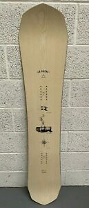 SNOWBOARD WEST MENS 163 LA HACHE HYBRID CAMBER ALL MOUNTAIN EX DISPLAY 2015