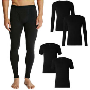 Marks & Spencer Mens Heatgen™ Thermal Long Johns & Tops New M&S Warm Winter Base