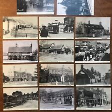 14 Enfield Libraries Repro Local History Postcards ref033