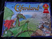 Elfenland Reise der Phantasie top erhalten Alan Moon Amigo Spiele 1998