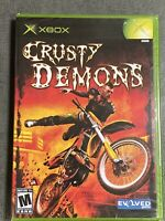 Crusty Demons for Microsoft XBox 2006 Brand New Factory Sealed Fast Shipping