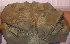 Hombre Talla XL Southpole Collections; Verde Militar con Camuflaje Chaqueta