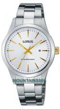 RJ213BX-9, LORUS Watch, Stainless Steel, WR50, Date,  Ladies
