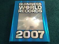GUINNESS WORLD RECORDS RECORD 2007 BOOK