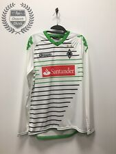 Borussia Monchengladbach Home Football Shirt Men's Medium 2013/2014 Player Issue