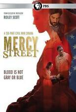 Mercy Street: Season 1 (DVD, 2016, 2-Disc Set)  PBS  Civil War Drama  BRAND NEW