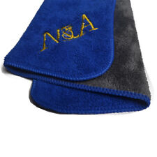 N&A Billiard pool cue towel Double Layer 100 Percent cotton