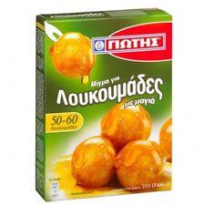 Jotis/Yiotis Loukoumades Mix for Dumplings with Yeast Greek - 1 pack of 255g