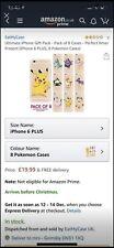 Pokemon iPhone 6 Plus Phone Cases X8 Ultimate POKEMON Gift Set For iPhone 6 Plus