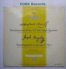 LPM 18368 - MOZART / HAYDN - String Quartet AMADEUS QUARTET - Ex Con LP Record