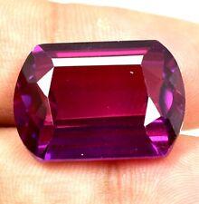 AAA+ 25.15 Ct Natural Pink Pyrope Garnet AGSL Certified Fancy STUNNING Gemstone
