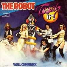 "Teach In* The Robot 7"" Single Vinyl Schallplatte 11756"