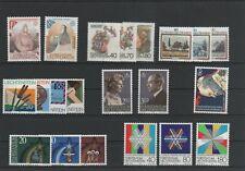 Liechtenstein Jahrgang yearset 1983 postfrisch ** MNH komplett weitere sh. Shop