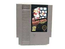 NINTENDO NES SUPER MÁRIO BROSS 1 ORIGINAL Spanish Version MARIO BROSS LIKE NEW