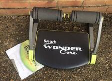 Smart Wonder Core Ab Exercise System Excellent Condition
