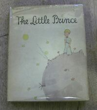 THE LITTLE PRINCE -Antoine de Saint-Exupery  -1943 REYNAL 1st/early printing -VG