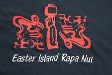 Easter Island Rapa Nul Youth large t shirt 18""