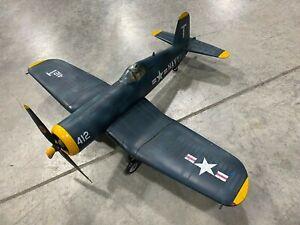 "21st Century 1/18 Scale Vought F4U Corsair 22"" Fighter Loose Clean No Reserve"