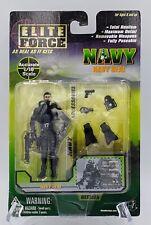 1/18 Scale Elite Force Navy Seal Combat Diver Blue Box Toys