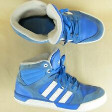 Adidas Neo Label High Top Fashion Sneaker US 9 EU 42.5 Men Suede Leather F39034