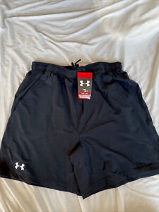 New With Tags Mens Under Armour Tennis Shorts LG