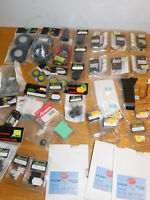LOT PIECES de modelisme PARTS motor RC roue MINI TEST LLM batterie PROTEGE DOIGT