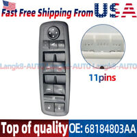 Power Window Switch Compatible for 14 15 JEEP GRAND CHEROKEE 4D SUV 68184803AC