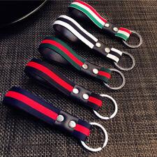 1x Car Keychain Key Rope Key Fob Keyring Key Ring Purse Bag Pendant Key Chain