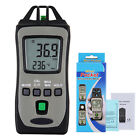 Digital Wet Bulb and Dew Point Measurement Thermo-Hygrometer Temperature Meter