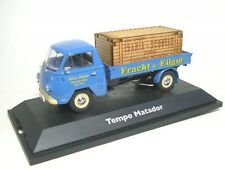 Tempo Matador with Transport box-cargo and Fast freight