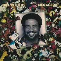 WITHERS, BILL - MENAGERIE NEW VINYL RECORD