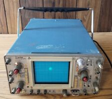 Vintage Tektronix 475 2 Channel Oscilloscope Read Description Powers On
