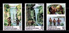 GUINEA ECUATORIAL 1989 112/14 TURISMO 3V.