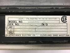 Reliance Electric 11C179S Flexpak V-S Drive 3 HP 180 V Arm Dc 100 V Field Volts