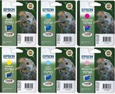 Epson  1400 T0791 -T0796 Set 6  OWL Inks Stylus Photo 1500W