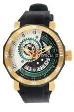 Invicta Excursion 27129 Men's Automatic Analog 12 / 24 hr Date Silicone Watch