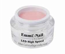 Emmi-Nail LED High-Speed Fiber Camouflage milky rose 15ml  NEU!!